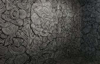 Mind Teaser Psychedelic Pattern Texture Wallpaper 1920x1440 340x220