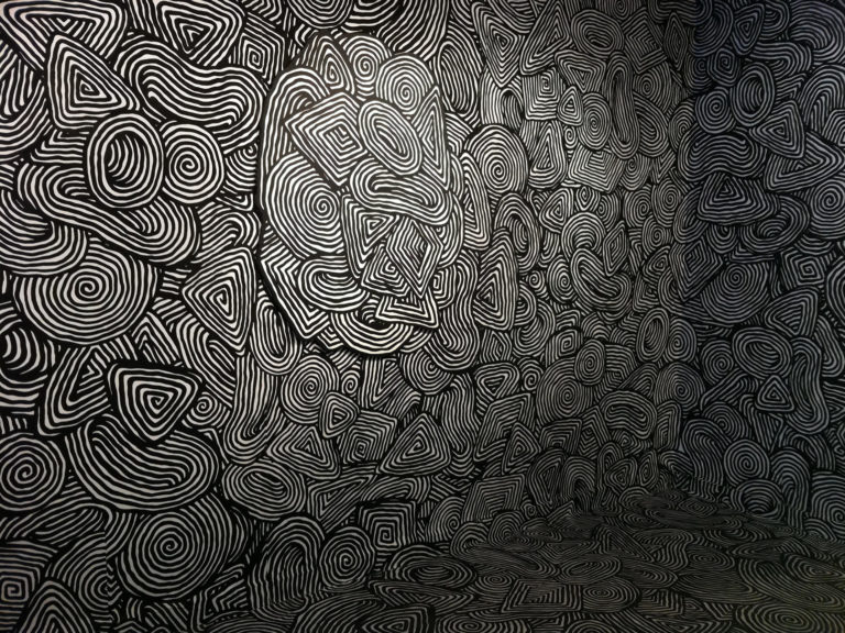 Mind Teaser Psychedelic Pattern Texture Wallpaper 1920x1440 768x576