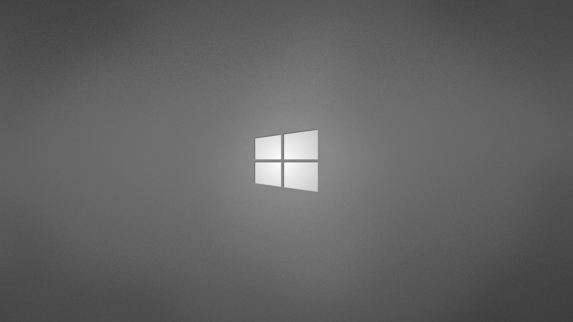 Minimalistic Gray Grey Operating Systems Windows Logo ...
