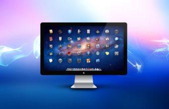 Monitor Mac Apple Wallpaper 1440x810 340x220