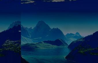 Mountain Tops iPhone 7 Wallpaper 750x1334 340x220