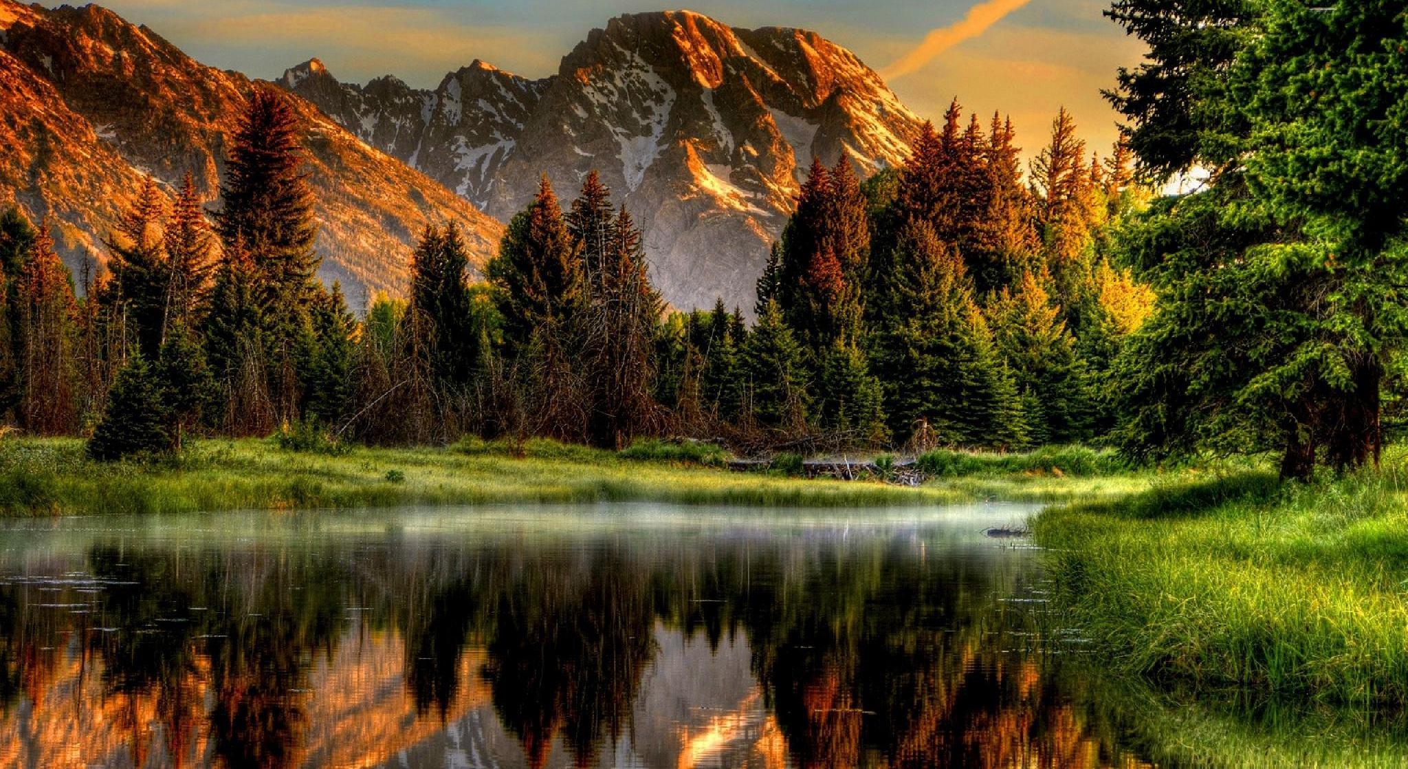 Mountain Wallpapers Hd