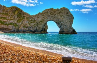 Nature Beach Summer Spain Durdle Door Wallpaper 1920x1080 340x220