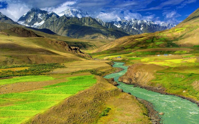 Nature Landscapes Rivers Streams Wallpaper 1920x1200 768x480