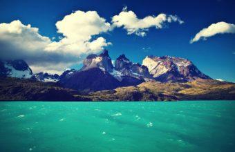 Nature Mountain Wallpaper 2560x1440 340x220