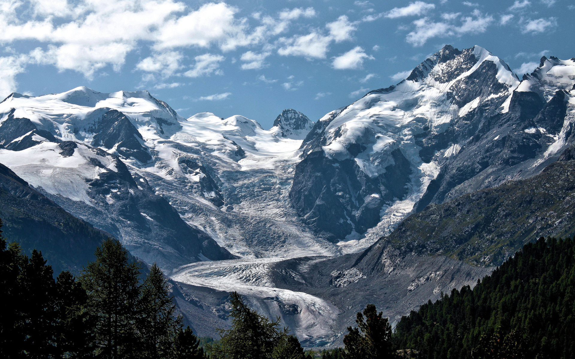 Cool Wallpaper Mountain Computer - Nature-Mountains-Glacier-Ice-Snow-Wallpaper-1920x1200  Pic_87224.jpg
