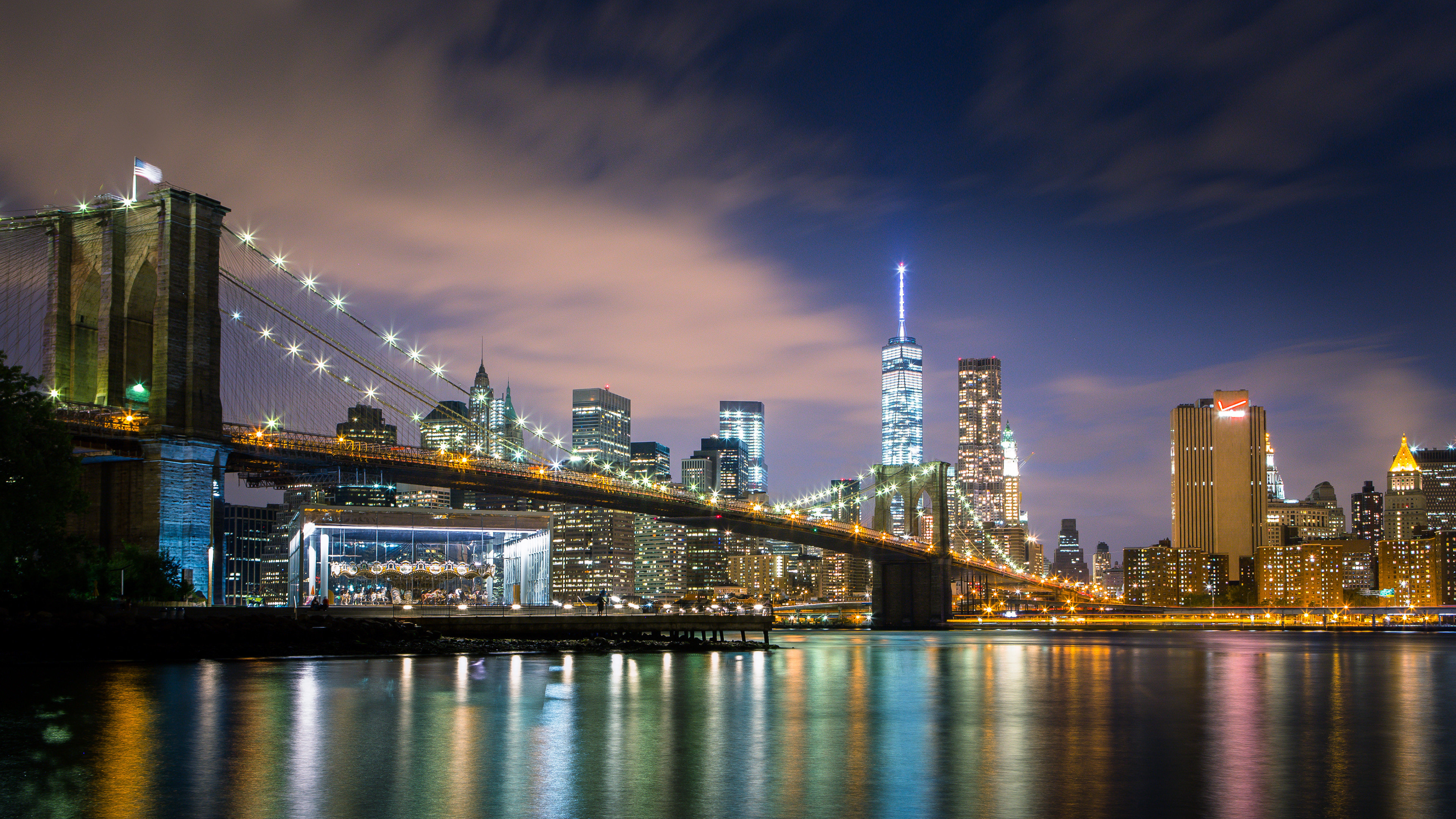 New york 4k ultra hd wallpaper 3840x2160 for Immagini new york hd