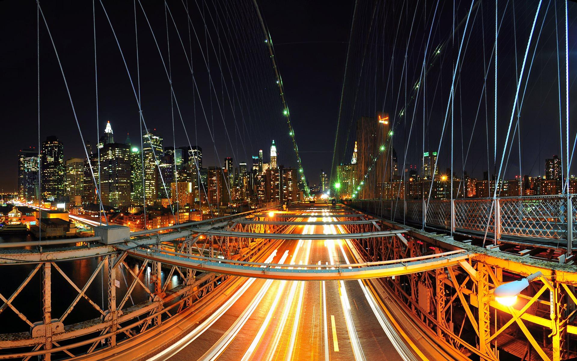 Fantastic Wallpaper Night Brooklyn Bridge - New-York-Nights-Wallpaper-1920x1200  Perfect Image Reference.jpg