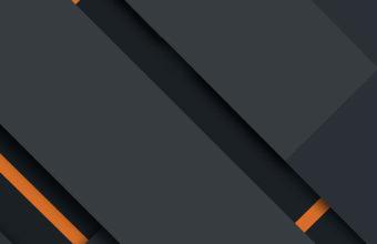 Orange And Black iPhone 7 Wallpaper 750x1334 340x220