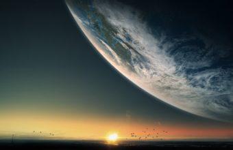 Planet 4K Ultra HD Wallpaper 3840x2160 340x220