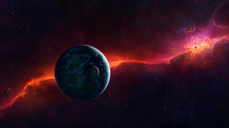 Planets 4K Ultra HD Wallpaper 3840x2160 768x432