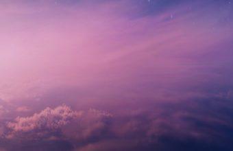 Purple Sky iPhone 7 Wallpaper 750x1334 340x220