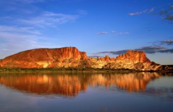 Rainbow Valley Australia Wallpaper 1600x1200 340x220