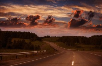 Road Asphalt Protections Wallpaper 2560x1600 340x220