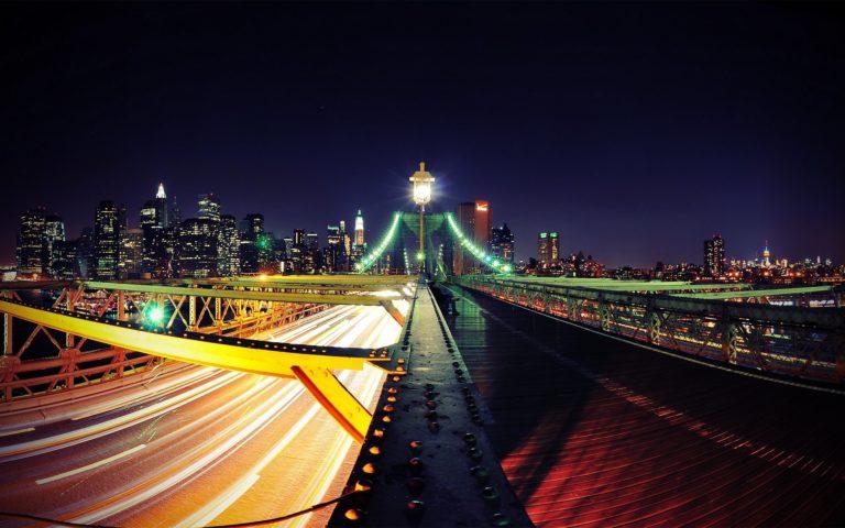 Road To New York City Wallpaper 1920x1200 768x480