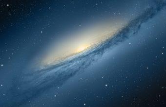 Scientific Space Planet Galaxy Stars 4K Ultra HD Wallpaper 3840x2160 340x220