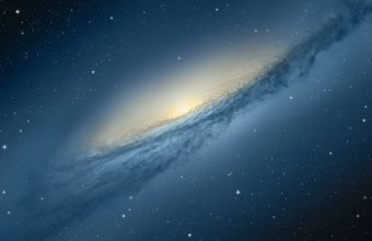 Scientific Space Planet Galaxy Stars Wallpaper 3840x2160 340x220
