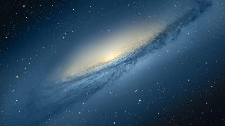 Scientific Space Planet Galaxy Stars Wallpaper 3840x2160 768x432
