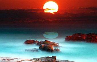 Sea Sunset iPhone 7 Wallpaper 750x1334 340x220