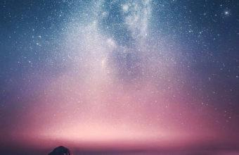 Silent Night iPhone 7 Wallpaper 750x1334 340x220