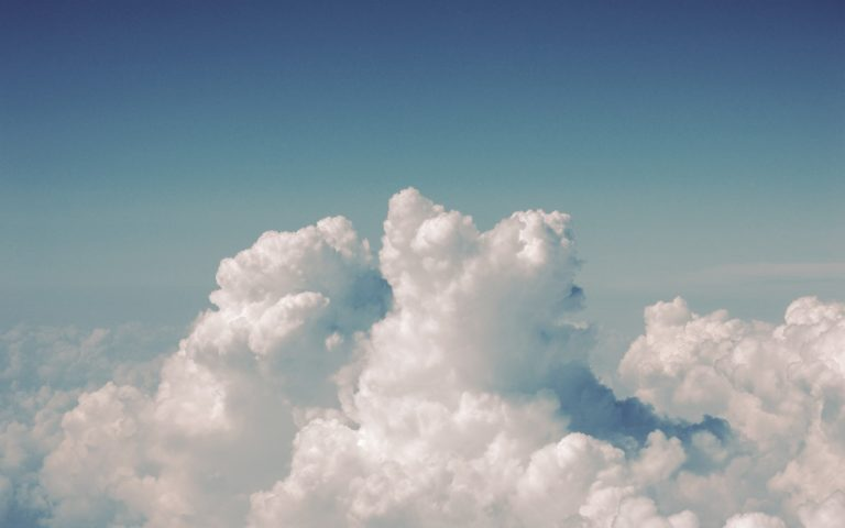 Sky Clouds Summer Wallpaper 2560x1600 768x480
