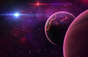 Space 4K Ultra HD Wallpaper 3840x2160 340x220