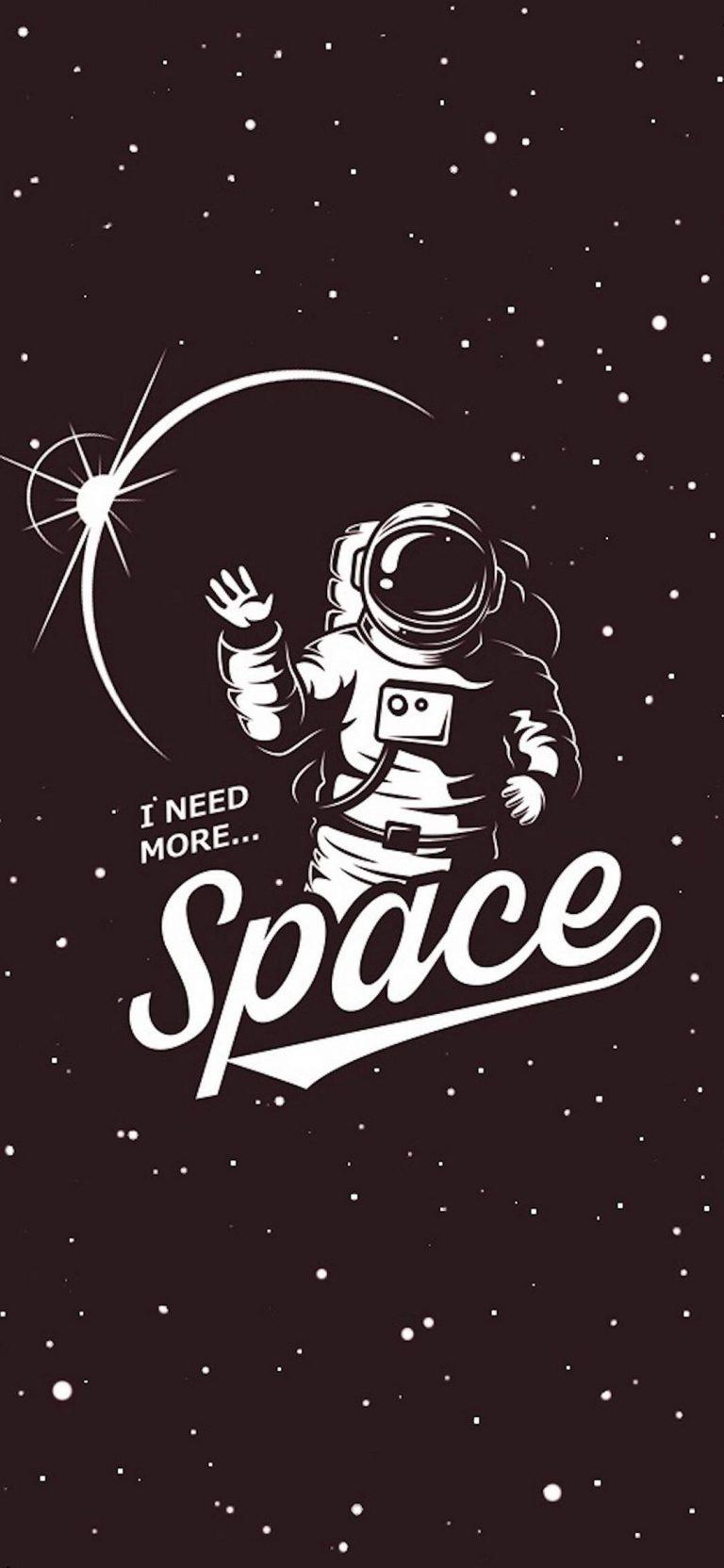 Space Phone Wallpaper 033 1080x2340 768x1664