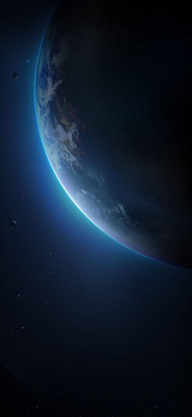 Space Phone Wallpaper 037 1080x2340 768x1664
