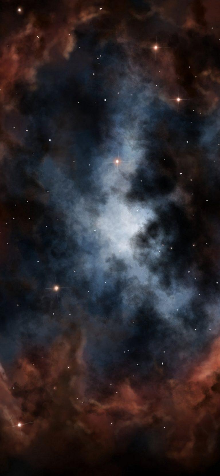 Space Phone Wallpaper 053 1080x2340 768x1664