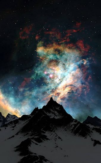 Space Phone Wallpaper 073 1080x2340 340x550