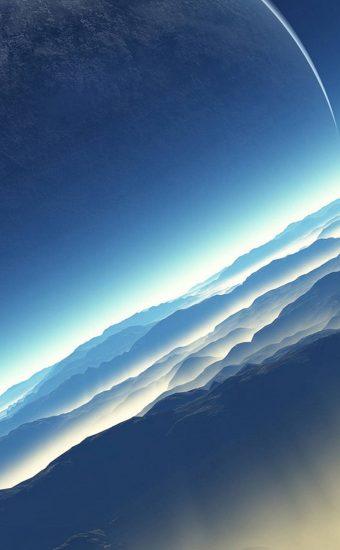 Space Phone Wallpaper 083 1080x2340 340x550