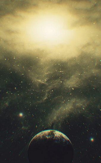 Space Phone Wallpaper 084 1080x2340 340x550