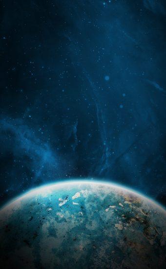 Space Phone Wallpaper 100 1080x2340 340x550
