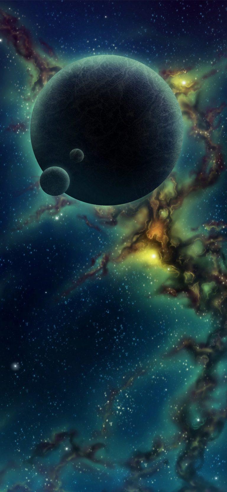 Space Phone Wallpaper 113 1080x2340 768x1664