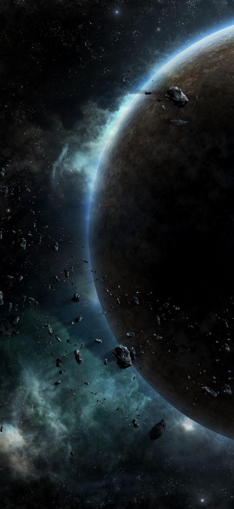 Space Phone Wallpaper 146 - [1080x2340]