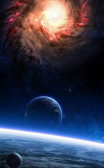 Space Phone Wallpaper 154 1080x2340 340x550