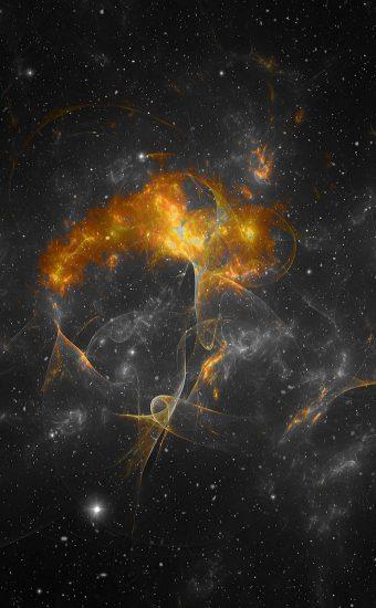 Space Phone Wallpaper 159 1080x2340 340x550