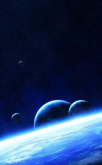 Space Phone Wallpaper 165 1080x2340 340x550