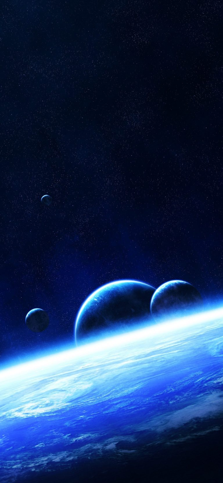 Space Phone Wallpaper 165 1080x2340 768x1664