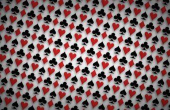 Suit Spades Hearts Wallpaper 1920x1200 340x220
