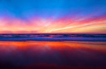 Sunset 4K Ultra HD Wallpaper 3840x2160 340x220
