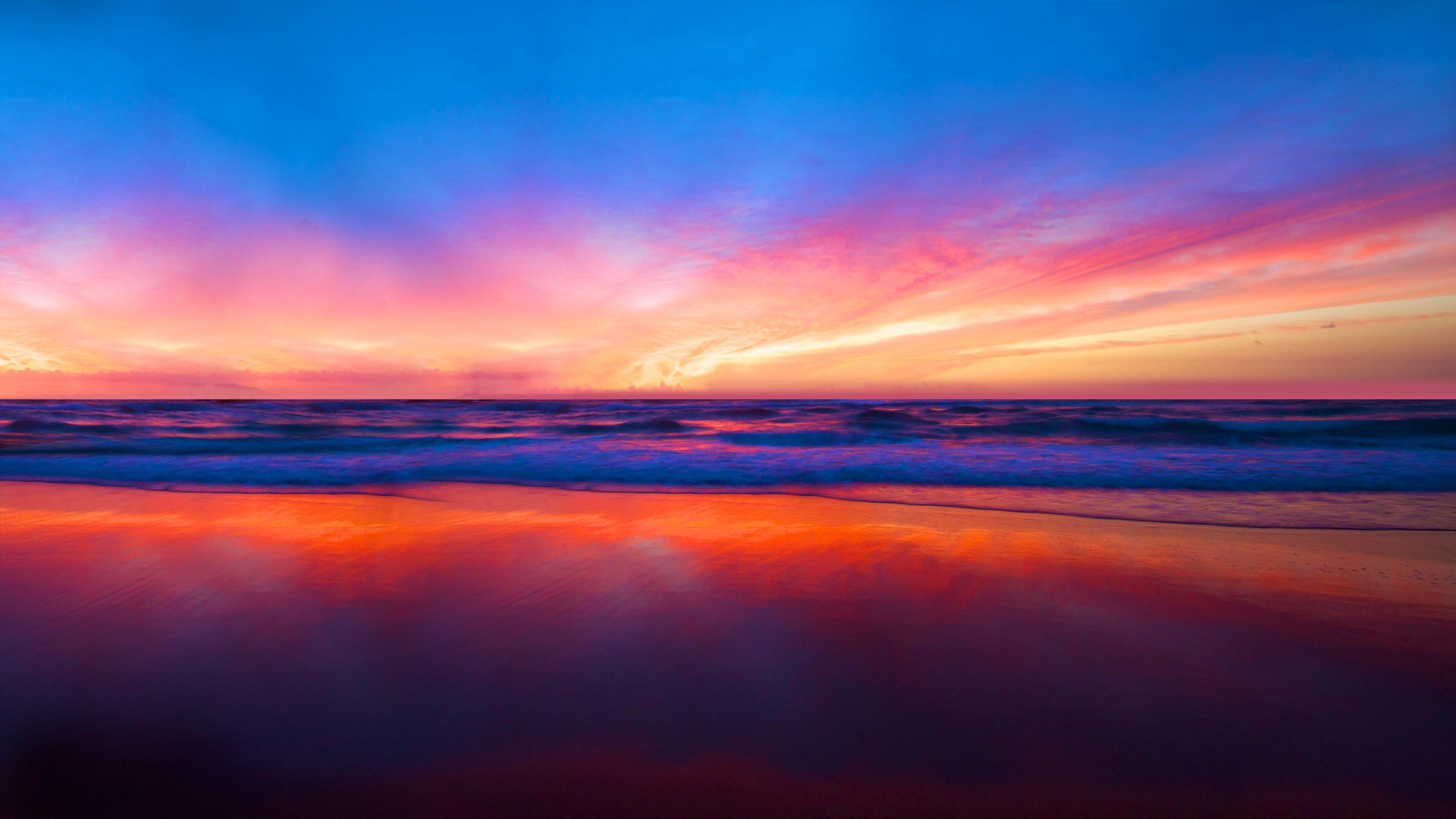 Sunset 4K Ultra HD Wallpaper [3840x2160]