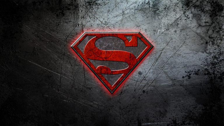Superman Logo 4K Ultra HD Wallpaper 3840x2160 768x432