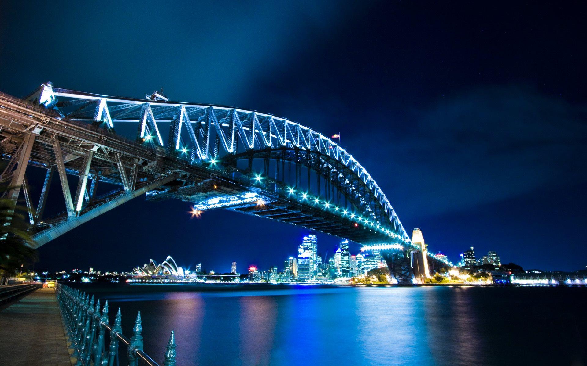 Sydney harbour bridge wallpaper 1920x1200 altavistaventures Choice Image