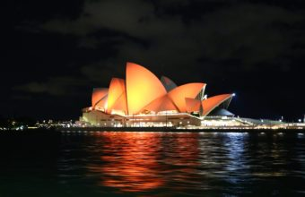 Sydney Opera House 4K Ultra HD Wallpaper 5760x3840 340x220