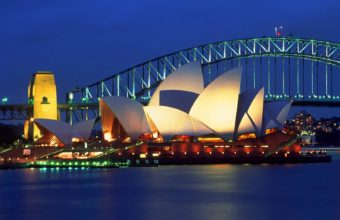 Sydney Opera House Australia Wallpaper 1600x1200 340x220
