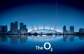 The O2 Arena London Wallpaper 1920x1200 340x220