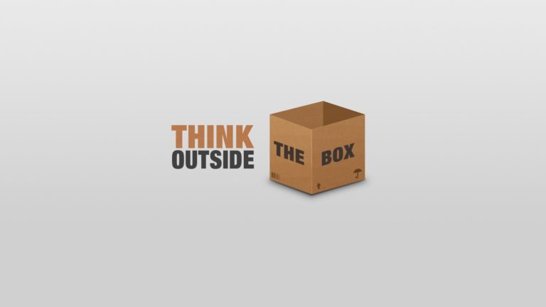 Think Outside The Box 1920x1080 768x432