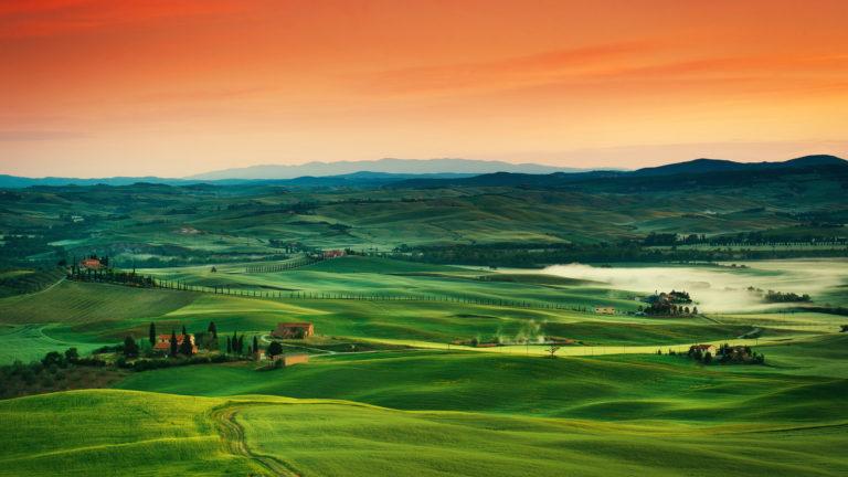 Tuscany 4K Ultra HD Wallpaper 3840x2160 768x432