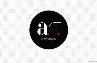 Typography Wallpaper 1 1920x1200 340x220
